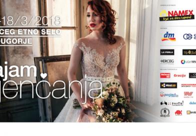 FOTO Zaštitno lice 8. Sajma vjenčanja je modna blogerica Lucija Kontić