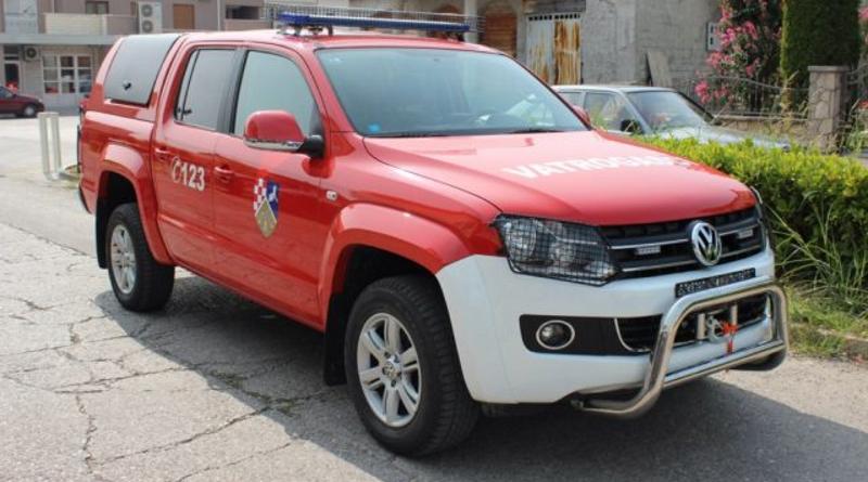 U Čapljini vatrogasci spasili ženu iz bunara