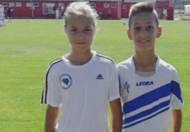 Nogometašica iz Čapljine Maja Jelčić pozvana u 'U-15' žensku selekciju BiH!
