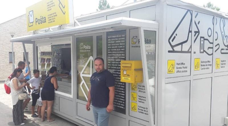 HP Mostar otvara novi sezonski poštanski ured na Kravici
