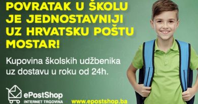Online kupovina i dostava udžbenika poštom u roku 24 sata