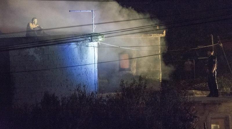 Muškarac u Opuzenu večeras dignuo u zrak svoju kuću i napao policiju! Teško ozlijeđeni policajac helikopterom prebačen u KBC Split