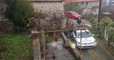 Pet migranata provalilo u kuću u Čapljini