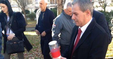 Čapljina: Obilježena 19. obljetnica smrti dr. Franje Tuđmana