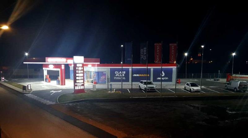 Benzinska pumpa Oktan u Gabela Polju počela s radom