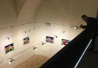 Čapljinski slikar Trpimir Grgić izlagao u Mariboru