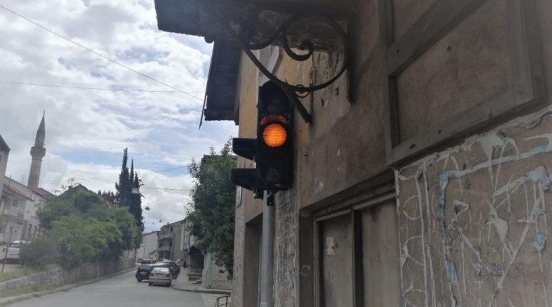ČAPLJINA: Pušteni u funkciju semafori u gornjoj čaršiji