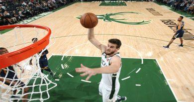 Čapljinac nastavio s dobrim igrama u NBA predsezoni