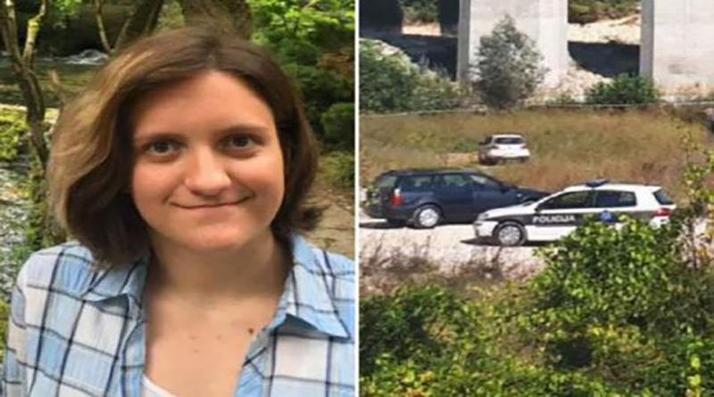 EKSKLUZIVNI FOTO: Policija u Ljubuškom izuzela i vještači automobil koji se povezuju s ubojstvom Lane Bijedić, pogledajte o kojem je vozilu riječ!
