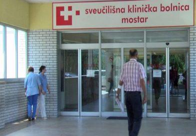 Mostar: Nakon premlaćivanja mladić ostaje u bolnici