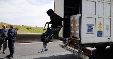 U Čapljini zatekli dva migranta skrivena u hladnjači