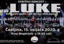 """Godišnji koncert HKUD """"Luke"""" 15. veljače u Čapljini"""