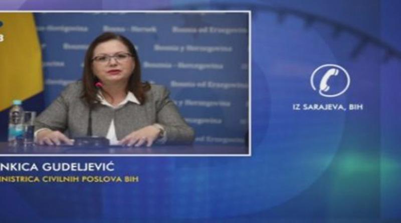 Ministrica Gudeljević napadnuta jer je govorila hrvatskim jezikom [video]