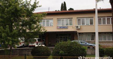 Slijetanje vozila u Čapljni:  U prometnoj nesreći ozlijeđene dvije osobe, jedna zadržana u mostarskoj bolnici