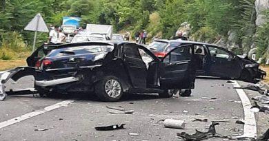 Težak sudar automobila između Mostara i Čapljine