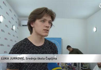 Srednjoškolci iz Mostara, Čapljine i Stoca ispred svojih vršnjaka iz cijelog svijeta