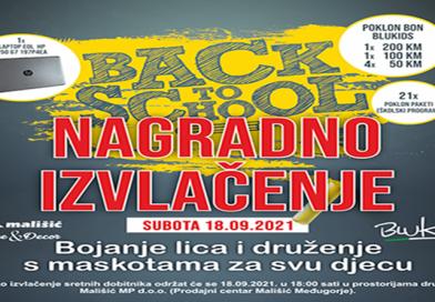 NAGRADNO IZVLAČENJE + ZABAVA S LOLA KLAUNOVIMA U PC MALIŠIĆ MEĐUGORJE – subota,18.09.2021.g od 18:00 -20:00 sati